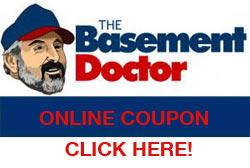 View The Basement Doctor Exclusive Online Coupon