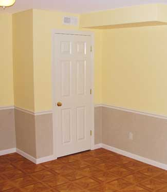 Permanently Repair Wet Drywall With Our Basement Drywall Repair System