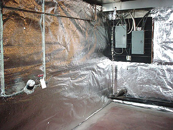 ThermalDry if you\u0027re planning to finish your basement. ThermalDry Walls Installed & ThermalDry Basement Wall Insulation | Basement Wall System ...