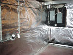 ThermalDry Basement Wall System