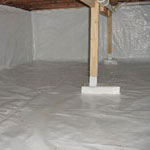 CleanSpace Crawlspace Vapor Barrier