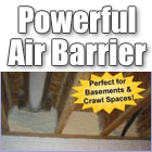 Basement & Crawl Space Insulation