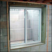 Basement Egress Windows Emergency Exit Window Installation